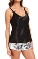 Modern Essentials Charmeuse Camisole & Short Image