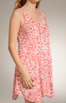 Sweet Spots Printed Luxe Knit Chemise