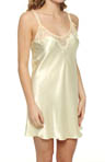 Oscar De La Renta Lace Trellis Chemise 682517