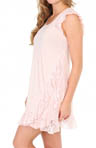 Playful Lace Cap Sleeve Chemise Image