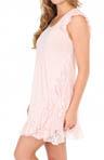 Playful Lace Cap Sleeve Chemise Image