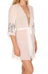 Lacey Whispers Georgette Robe