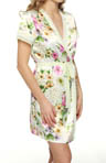 Oscar De La Renta Botanical Garden Robe 684515