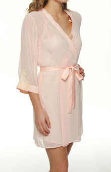 Lace Trellis Robe