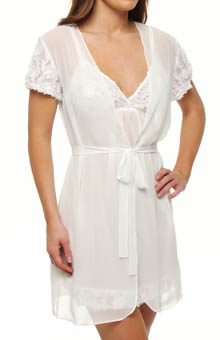 Oscar De La Renta Summer Romance Robe 684593