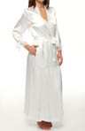 Oscar De La Renta Lovely in Lace Long Robe 685534
