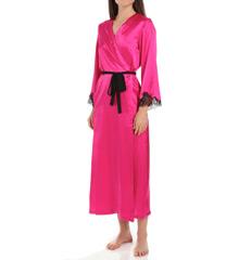 Oscar De La Renta Blush Long Robe 685760