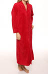 Holiday Frost Long Zip Caftan