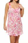 Oscar De La Renta Rose Chandelier Chemise 687565