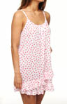 Oscar De La Renta Ikat Dots Chemise 688553