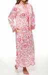 Oscar De La Renta Rose Chandelier Caftan 688565
