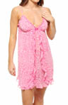 Oscar De La Renta Crystal Petals Chemise 688568