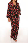 Oscar De La Renta Spanish Roses Pajama Set 689450