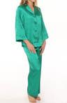 Herringbone Jacquard Pajama Set