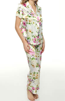 Botanical Garden Pajama Set