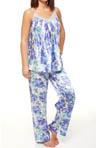 Hydrangea Cottage Pajama Set