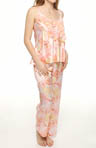 Oscar De La Renta Dreamy Blossom PJ Set 689550