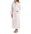 P-Jamas Butterknits Long Wrap Robe 355660