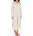 P-Jamas 48&quot; Henley Long Gown 387660