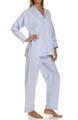 Summer Tattersall Pajama Image