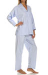 P-Jamas Summer Tattersall Pajama 396002