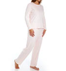 P-Jamas Butterknits 2-Piece Pullover Top and Pant Set 396660