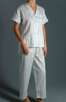 Tina's Short Sleeve Pajamas