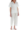 P-Jamas Tina's Short Sleeve Pajamas AH1106