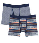 Pact Winter Boxer Briefs Gift Set - 2 Pack MBB-WI2