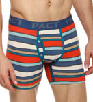 Pact Farm Stripe Boxer Brief MBBFST