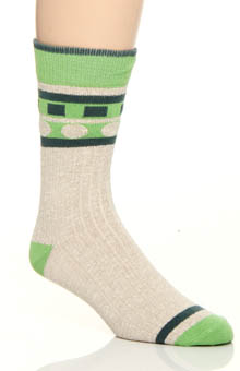 Aerial View Camp Sock