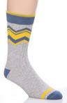 Zig Zag Camp Sock