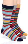 Men's All Stripe Classic Sock Bundle