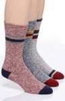 Pact Men's Work Sock Bundle MSKBL4