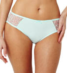 Rhapsody Floral Brief Panty Image