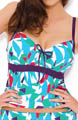 Panache Natalie Tankini Swim Top SW0661