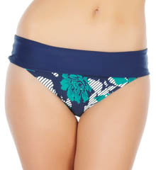 Page Folded Brief Swim Bottom