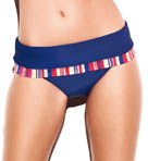 Panache Stella Folded Swim Brief SW0734
