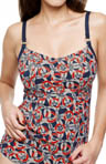 Nancy Tankini Swim Top Image
