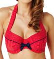 Panache Britt Halter Bikini Swim Top SW0822