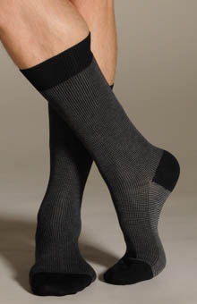 Pantherella Birdseye Long Anklet Socks