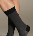Birdseye Long Anklet Socks Image