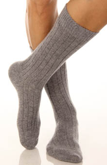 Luxury Cashmere Sock