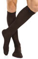 Cotton Lisle Over The Calf Sock Image