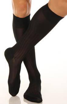 Luxury Silk Over the Calf Sock