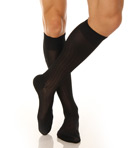 Pantherella Luxury Silk Over the Calf Sock 6702