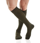OTC Merino Wool Dress Socks - 5x3 Rib