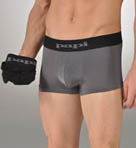 Techno Brazilian Trunks - 2 Pack