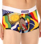 Papi Hispanic Heritage All Over Flag Trunk 626176