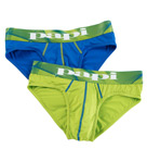 Papi Microfusion Performance Briefs - 2 Pack 626409